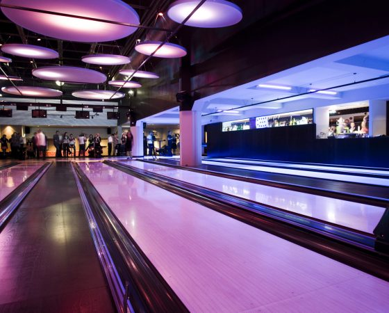 ALL STAR LANES – BRICK LANE