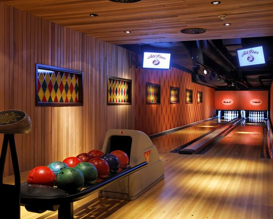 ALL STAR LANES – BAYSWATER