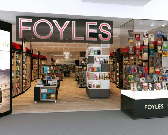 FOYLES – GRAND CENTRAL