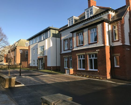 CARE FACILITY, GROSVENOR ROAD, WREXHAM